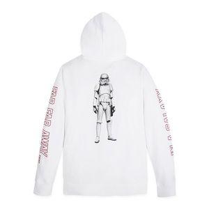 Levi's x Star Wars Stormtrooper Hoodie Sweater